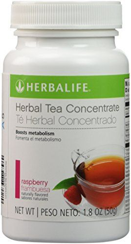 Herbalife Herbal Tea Concentrate - Raspberry, 1.8 oz. - http://teacoffeestore.com/herbalife-herbal-tea-concentrate-raspberry-1-8-oz/