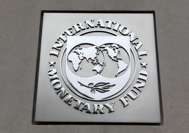 The International Monetary Fund (IMF) today warned that Britain's potential exit from the European Union posed a 'significant downside risk' to the economy.