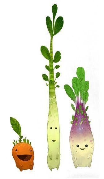 Corey Loftis Vegetables.