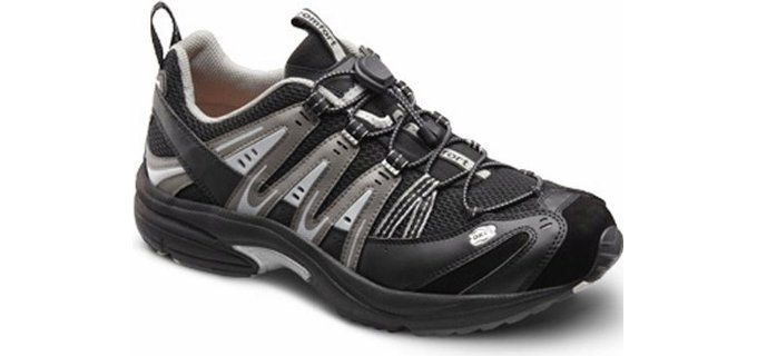 Dr. Comfort – Diabetic Orthopedic Athletic Shoes  Dr. Comfort Performance – Men