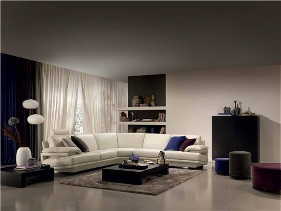 Natuzzi Sofas PLAZA - 2030 - QUICKTIME*