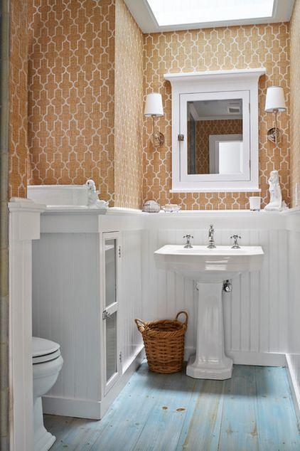 Beach Style Bathroom by Jules Duffy Designs