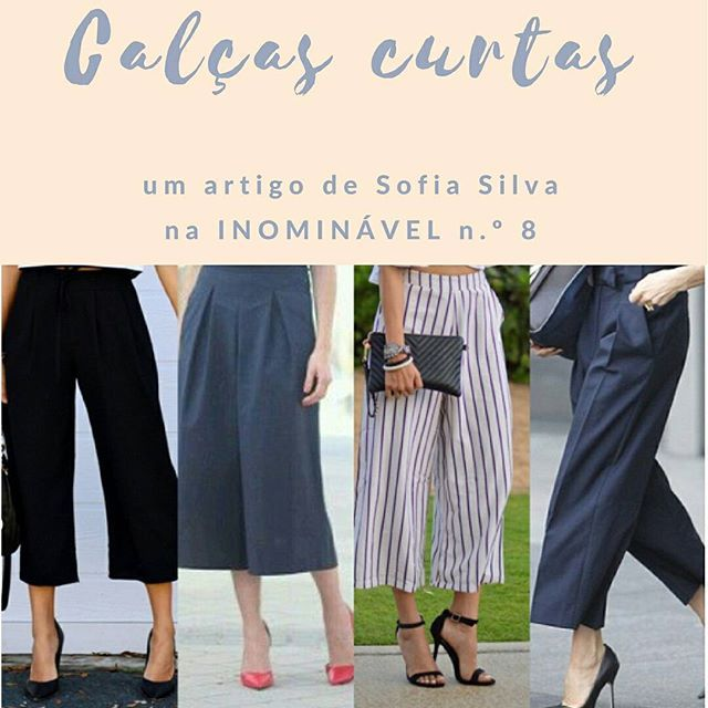 """A Sofia traz-nos a tendência mais """"in"""" do momento. Saibam tudo - de A a Z - na #revistainominavel n.º 8.  http://buff.ly/2uwedfC  #revistadigital #revistaonline #revistaportuguesa #portuguesemagazine #portugal #moda #fashion #tendências #trends #bookstagram #instadaily [link in bio]"""