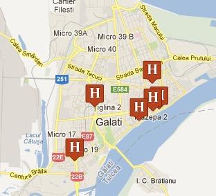 Hotels Galati – Search, Find and Book Hotels in Galati, Romania