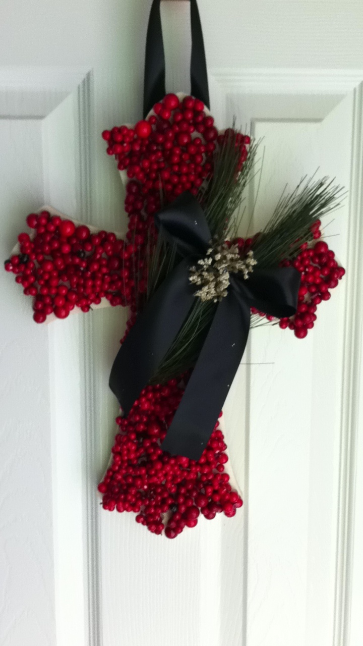 1000 Images About Cross Wreaths On Pinterest Deco Mesh