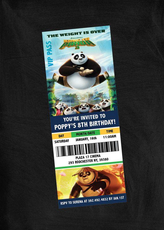 Kung Fu Panda 3 Movie Theater Themed by BohemianBungalow1986