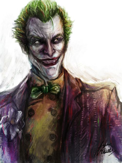 Joker Batman Arkham Origins Tumblr