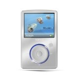 SanDisk Sansa Fuze 8 GB Video MP3 Player (Silver) (Electronics)By SanDisk
