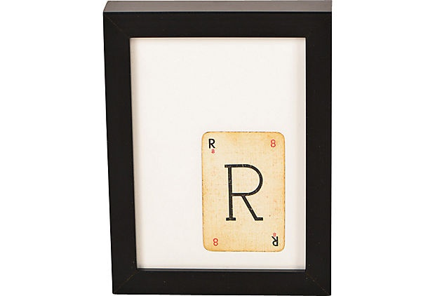 French Letter R