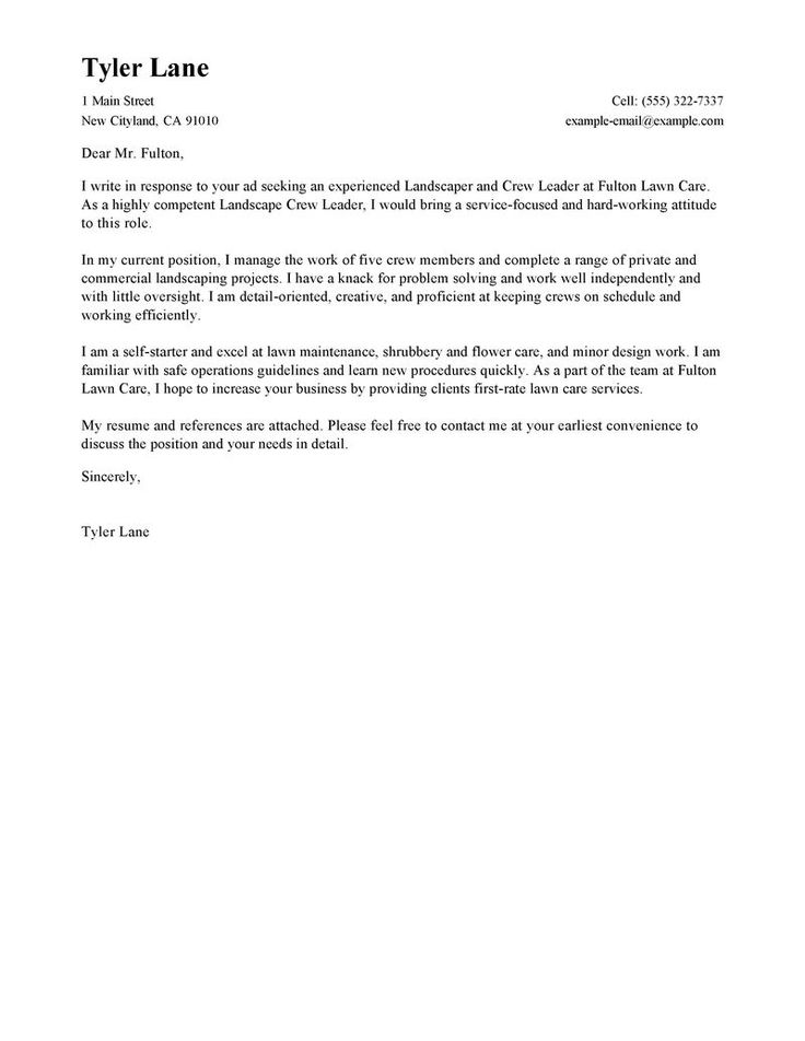 Cover letter email guidelines - cover letter guidelines