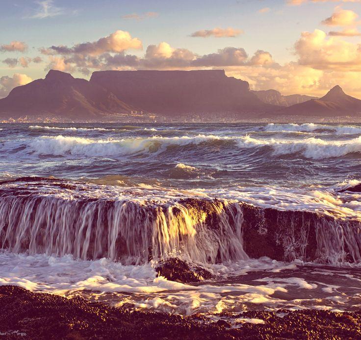 Capetown. South Africa. Кейптаун. ЮАР.
