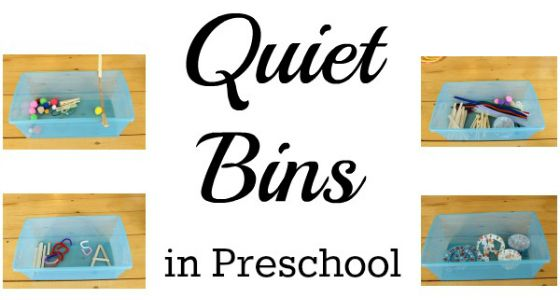 Getting the Most from Quiet Bins