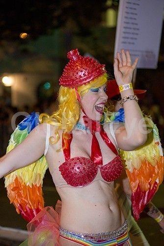 2016 Gay and Lesbian Mardi Gras Sydney. 2016 Sydney Gay and Lesbian Mardi Gras parade.Photograph By Noel   Fisher #PeoplePhotography