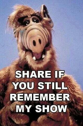 Alf - We still watch on the Hub TV Network - http://www.hubnetwork.com/