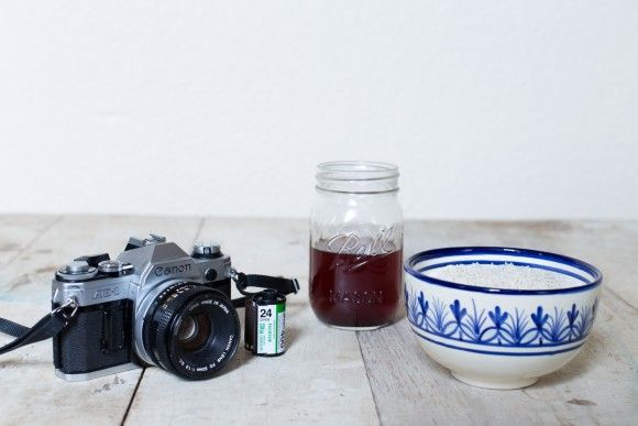 Celebrate Nature Photography Day With DIY Film Soaking