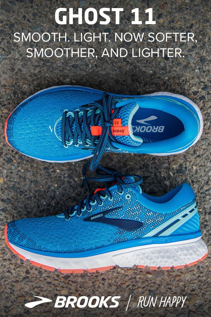 The Ghost 11 from Brooks Running | Soft