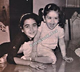 Kareena Kapoor Childhood Pics   Bollywood Movies