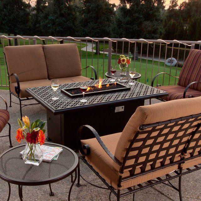 1000 Ideas About Backyard Fire Pits On Pinterest: 1000+ Ideas About Fire Pit Table On Pinterest