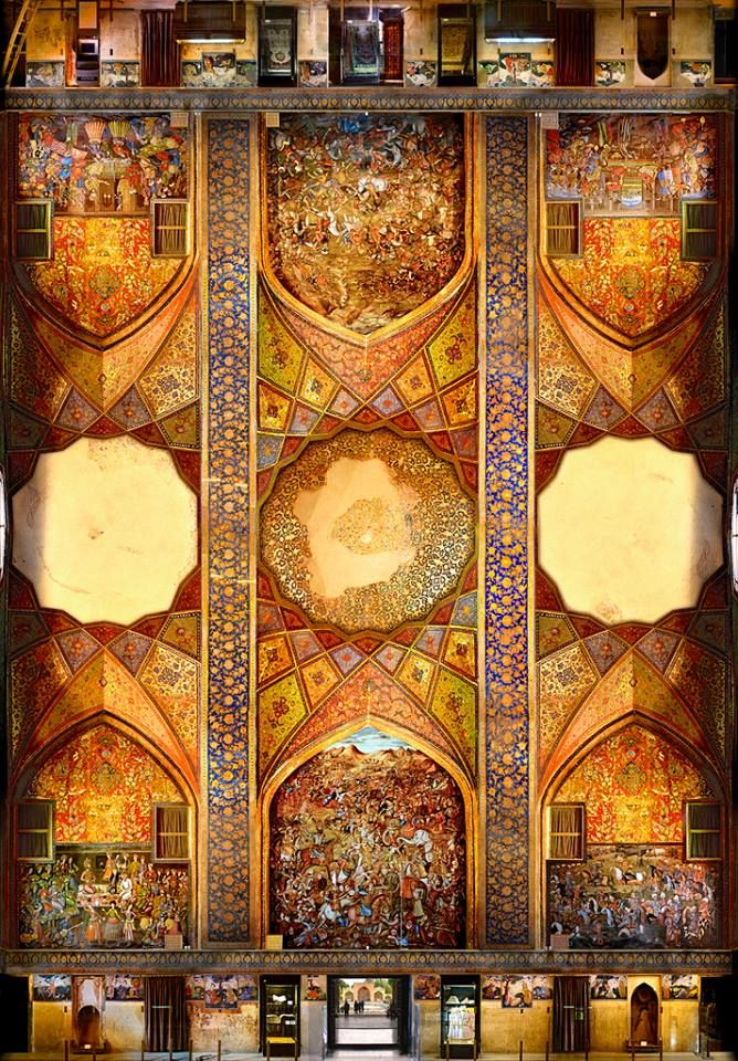 Chehel Sutun, Isfahan by unknown