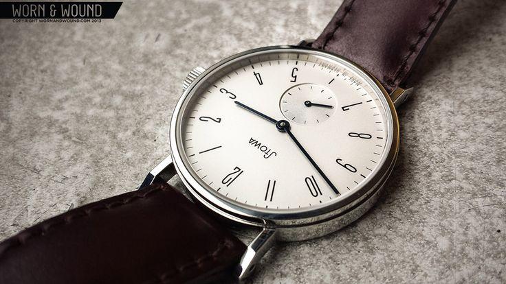 Stowa Antea KS Review - watch reviews on worn&wound