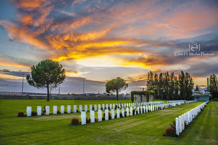 Sunset in Memoria - Fb: facebook.com/enea.mds Twitter: @EneaHany Instagram: eneah.px