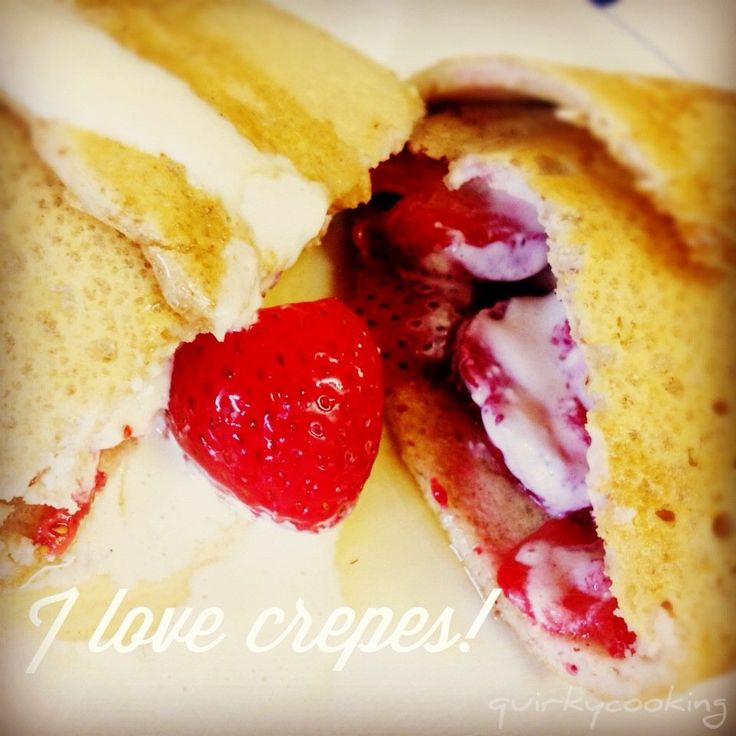 Buckwheat and Almond Crepes (or Wraps)
