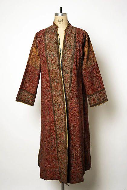 Choga - Late 19th Century - (metmuseum)