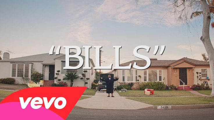 #LunchMoneyLewis - Bills  - Got bills you have to pay? Money problems? This song is for you then! LunchMoney Lewis absolutely kills it in his 'day in the life' debut single and video #Bills.