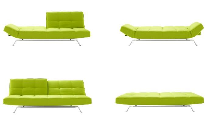 Ligne Roset Smala Sofa Bed By Pascal Mourgue Canap 233 Lit