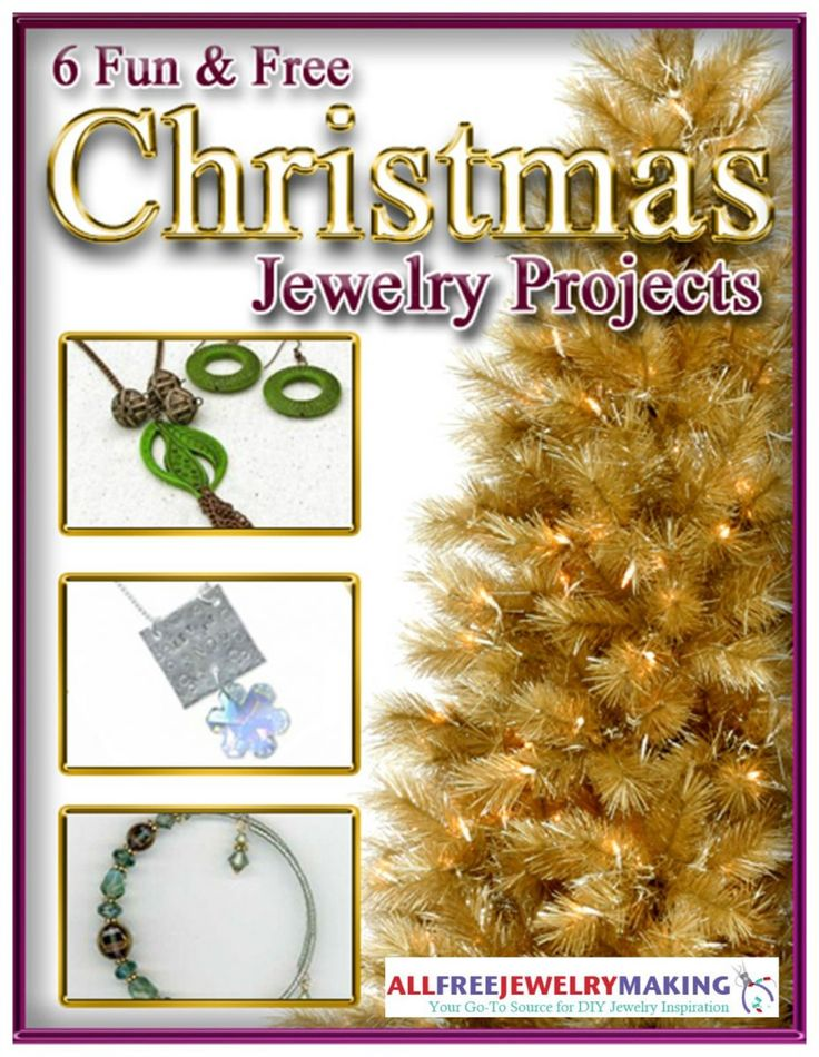 223 best christmas jewelry ideas images on pinterest for Jewelry books free download