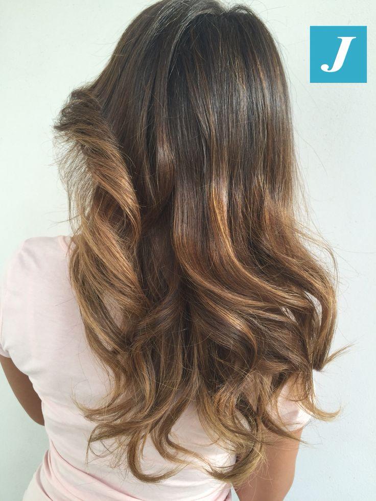 Illumina i tuoi capelli con il Degradé Joelle! #cdj #degradejoelle #tagliopuntearia #degradé #igers #musthave #hair #hairstyle #haircolour #longhair #ootd #hairfashion #madeinitaly #wellastudionyc