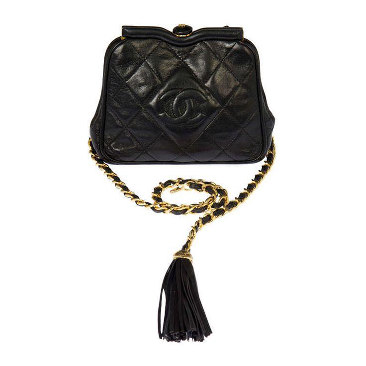 Versatile and Rare  CHANEL Shoulder or Belt Bag