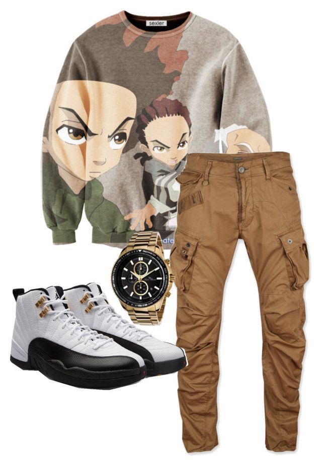 """Kidnapper 3"" by pilarpunky ❤ liked on Polyvore featuring G-Star, TAXI and Lucien Piccard"