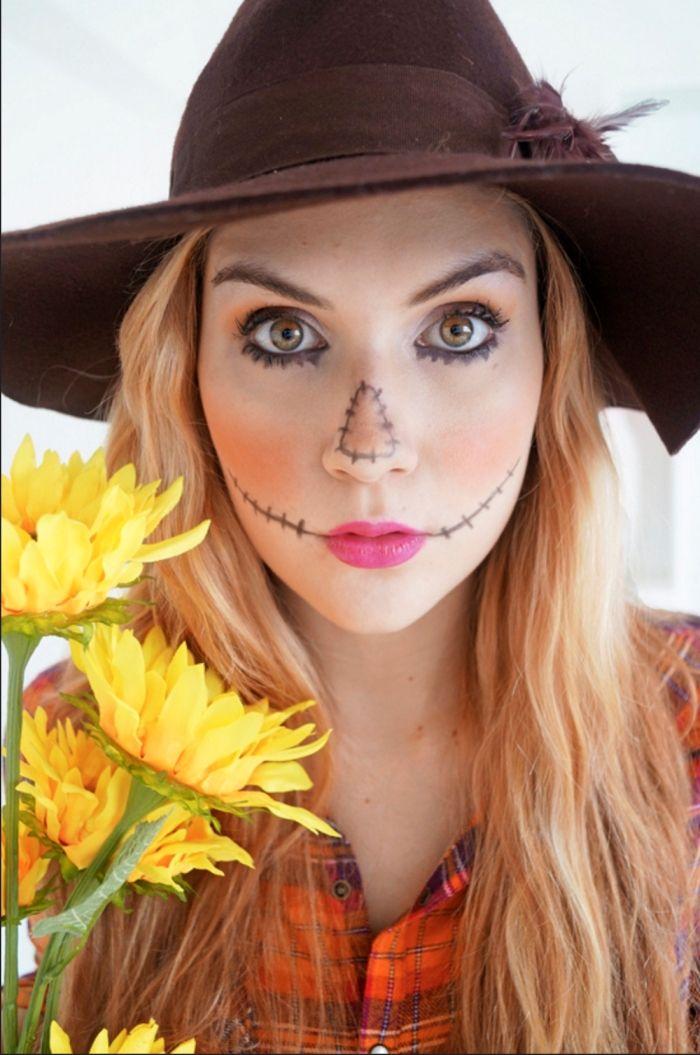 Quatang Gallery- 1001 Exemples Excellents Pour Un Deguisement Halloween Fait Maison Deguisement Halloween Fait Maison Deguisement Halloween Deguisement Halloween Facile