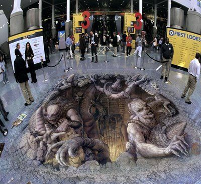 fitflop Illusions Wall Street   and Art Wall Illusions     Street buy And Art Unbelievable Art