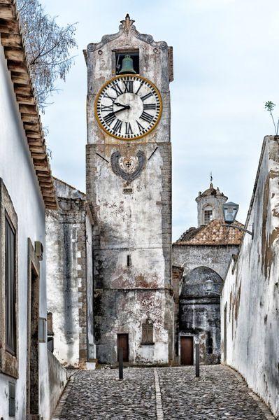 Santa Maria do Castelo Church, Tavira, Algarve, Portugal