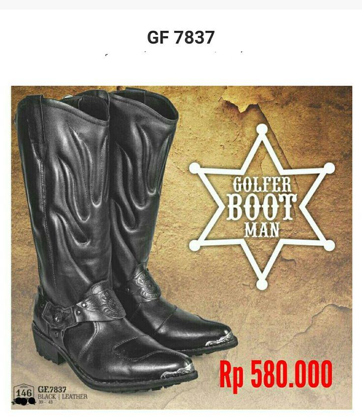 Pin oleh Lariz Vie di Sepatu Cowboy