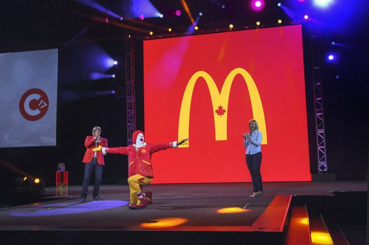 A peek inside McDonald's top secret convention: McDonald's celebrates 50 years in Canada at private closed-door convention in Toronto (Toronto Star 11 June 2017)