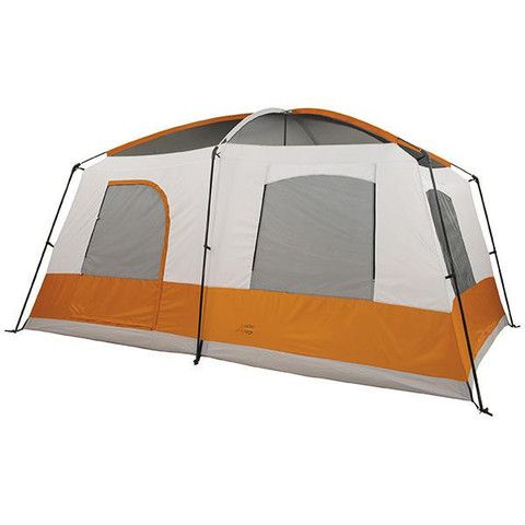 Rimrock Two Room Tent, Rust/Clay FEATURES Free Standing 3 Pole Design with Fiberglass Poles and Steel Uprights for Extra Strength https://www.xtreme-watersport.com/collections/tents-and-camping