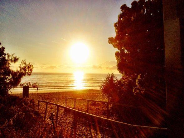 Golden Burleigh Beach