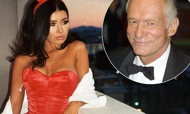 First ever Kiwi Playmate Gemma Lee Farrell pays tribute to Hugh Hefner
