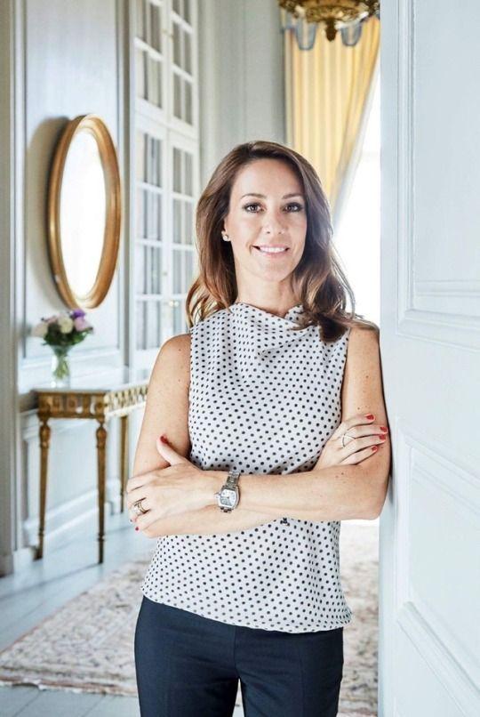 Danish Royal Family! Princess Marie