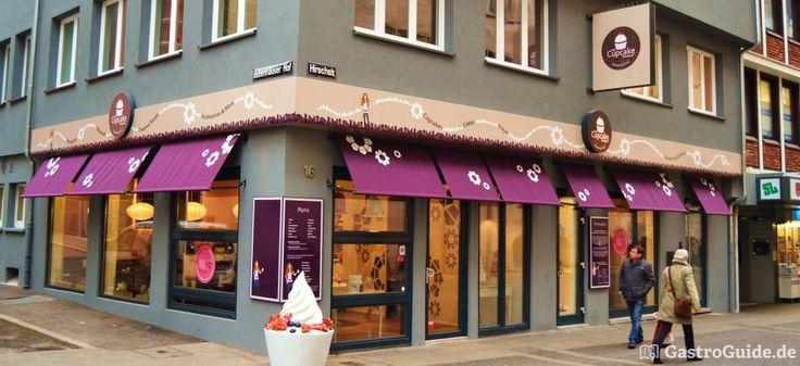 The Cupcake Boutique, 70173 Cafe en el centro de Stuttgart