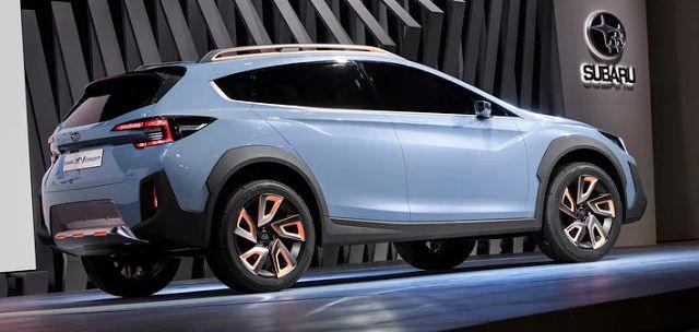 2018 Subaru XV Crosstrek Exterior
