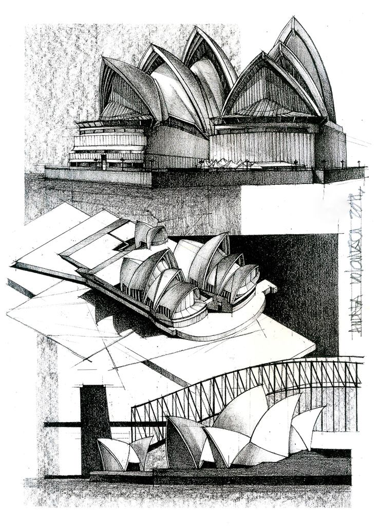 Sydney Opera House on Behance
