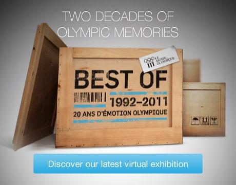 Olympics history page