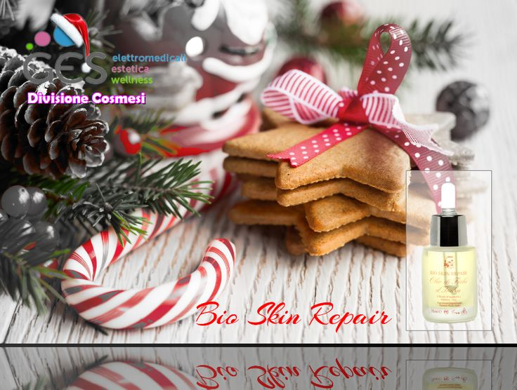 Colora il tuo Natale con GES divisone Cosmesi: Bio Skin Repair. Vanta una tradizione curativa millenaria: nell'antichità veniva infatti utilizzato per curare ferite e scottature e per difendere la pelle dal vento caldo del deserto. Vanta di proprietà anti-age, emollienti, riparanti, antiossidanti, schiarenti, idranti, rivitalizzanti e illuminanti. Infoline: telefono 0541333047 o e.mail info@gessrl.com