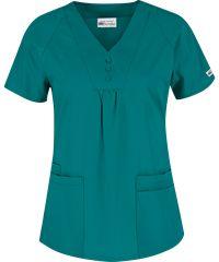 UA Best Buy Scrubs Women's Raglan Sleeve Top