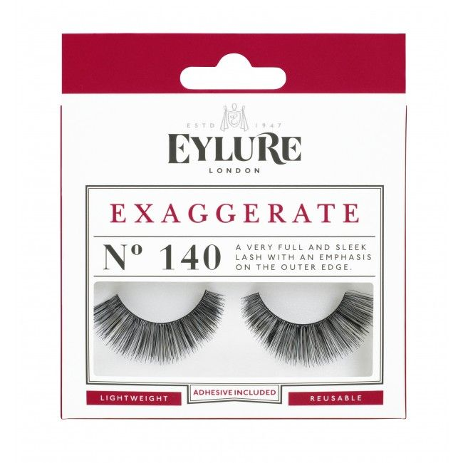 Eylure Exaggerate # 140 Nepwimpers