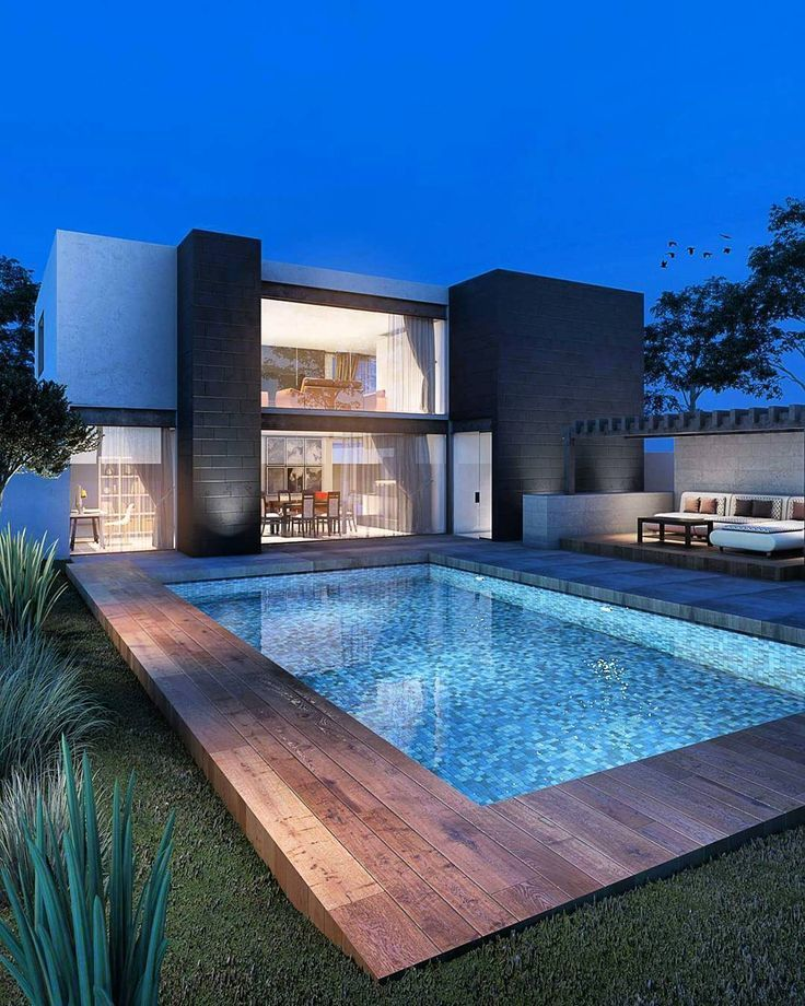 Swimming Pool Beautiful Pools In 2019 House Design Home Decor